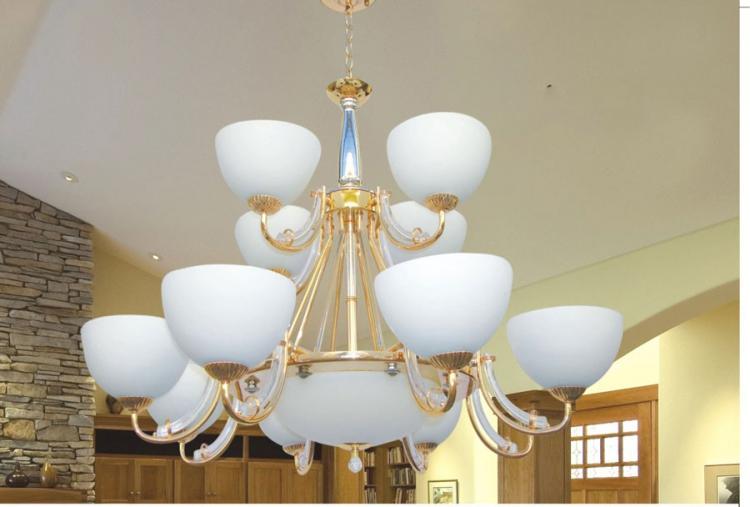 Nguyên tắc chiếu sáng của đèn trang trí