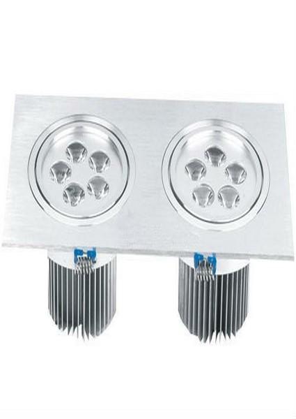 đèn đôi âm trần 0615
