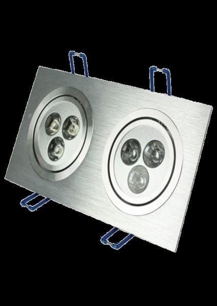 đèn đôi âm trần 301
