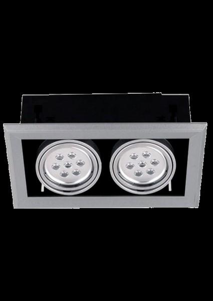đèn đôi âm trần 701