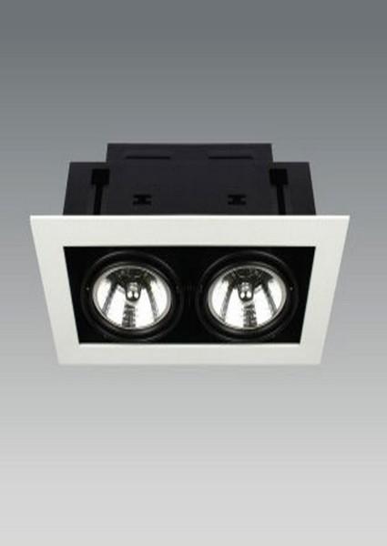 đèn đôi âm trần ET065