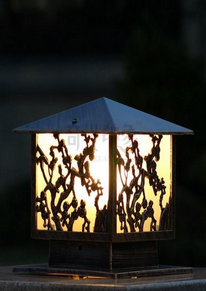 đèn trụ cột 1255
