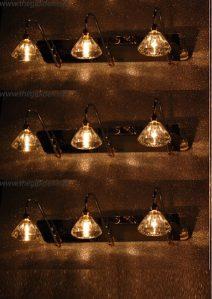 Đèn soi gương pha lê 05