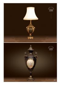 Mẫu sản phẩm đèn chùm đồng mạ vàng iran 106