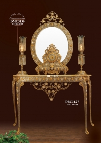 Mẫu sản phẩm đèn chùm đồng mạ vàng iran 91