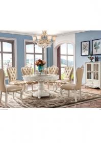 Mẫu sofa bàn ăn gia đình đẹp 01