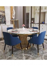Mẫu sofa bàn ăn gia đình đẹp 15