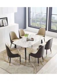 Mẫu sofa bàn ăn gia đình đẹp 5