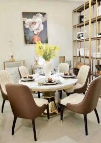 Mẫu sofa bàn ăn gia đình đẹp 6