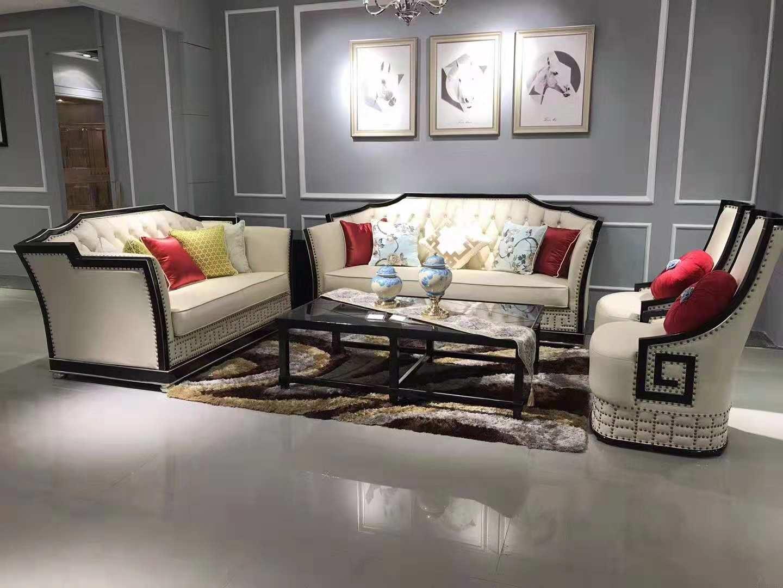 Bộ Sofa da SF14