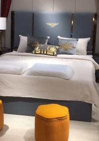 Giường ngủ GN09-Blue