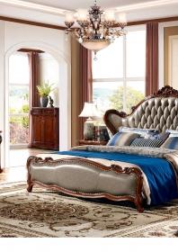Giường ngủ GN02-G