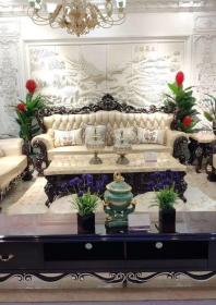 Bộ Sofa da SF04