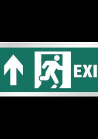 Đèn Exit led 2008